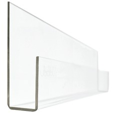 Booksee Clear Bookshelves (Set of 2)