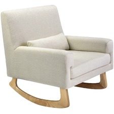 Oatmeal Sleepytime Rocker Chair