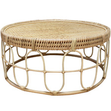 Canggu Rattan Coffee Table