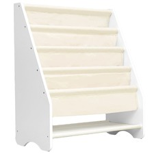 Callum Kids' Canvas Display Bookshelf
