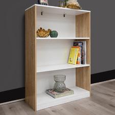 Hekman 3 Tier Bookshelf