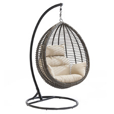 Sheila PE Rattan Outdoor Egg Chair