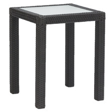 Kansas PE Rattan Outdoor Bistro Table