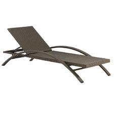 Sinnoh PE Rattan Sun Lounge