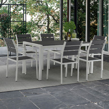 6 Seater Estelle Outdoor Dining Set