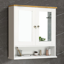 Aversa Double Door Bathroom Cabinet