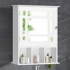 Anoushka Mirrored Bathroom Cabinet