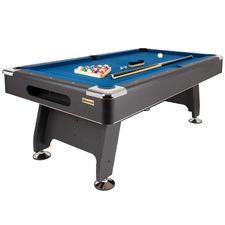 Black & Blue Sportslife Pool Table Set