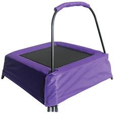 Purple & Black Junior Jumper Trampoline