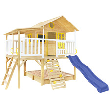 Kids' Warrigal Cubby House with Pergola