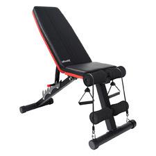 Black Ativafit Adjustable Weight Bench