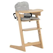 Boori Kids' Tidy Cushioned Wooden High Chair