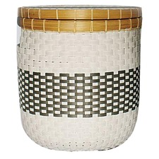 Large Eco-Friendly Woven Basket & Planter