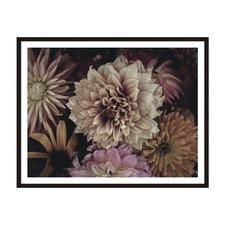 Blush Blooms Framed Wall Art by ArteFocus