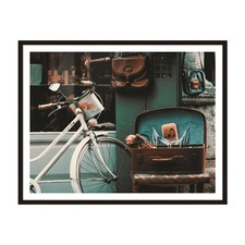 Vintage Essentials Framed Wall Art