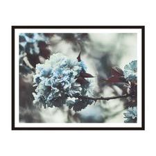 Floral Focus Framed Wall Art