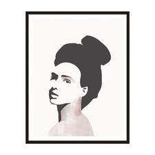 Jasmine Framed Wall Art
