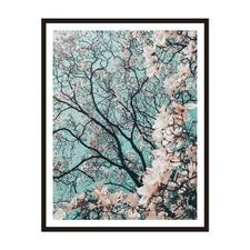 Blossom Framed Wall Art by ArteFocus