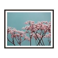 Pinky Framed Wall Art