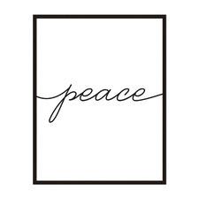 Peace Framed Wall Art