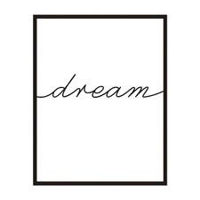 Dream Framed Wall Art
