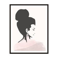 Jacqueline Framed Wall Art