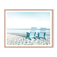 Couples Comfort Framed Printed Wall Art