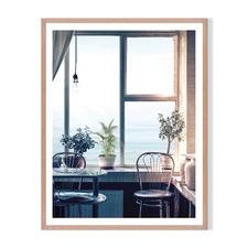 Vista Framed Printed Wall Art