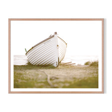 Bay Fisher Framed Printed Wall Art