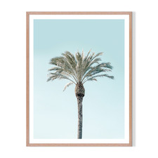 Perfect Palm Framed Printed Wall Art
