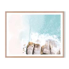 Bay Of Dreams Framed Printed Wall Art