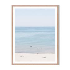 Calm Day Framed Printed Wall Art