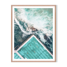 Laps Framed Printed Wall Art