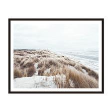Winter Warmth Framed Printed Wall Art