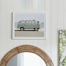 Combi Framed Printed Wall Art