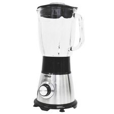 Silver 1.75L Electric Stainless Steel Blender