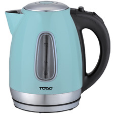 1.7L Cordless Retro-Style Kettle with LED Light
