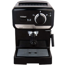 Black Italian Espresso Coffee Machine