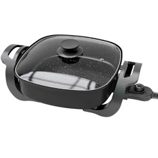 Multi-Function Electric Skillet Frying Pan