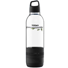 400ml Water Bottle & Bluetooth Speaker