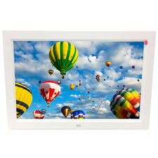 1024 x 768 High Resolution Hot Air Balloon Digital Photo Frame