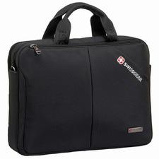"Black 14"" Swissgear Laptop Bag"