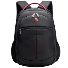 45cm Black Swissgear Laptop Backpack