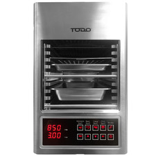 Silver Todo Electric Grill Oven