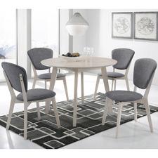 Snow Round Dining Table