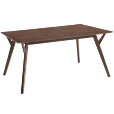Elm 6 Seater Wooden Dining Table