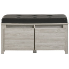 Eve Storage Ottoman with Drawers