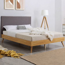Natural Case Bed