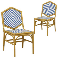 Niara Outdoor Dining Chairs (Set of 2)