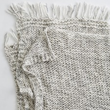 Marle Wool-Blend Throw
